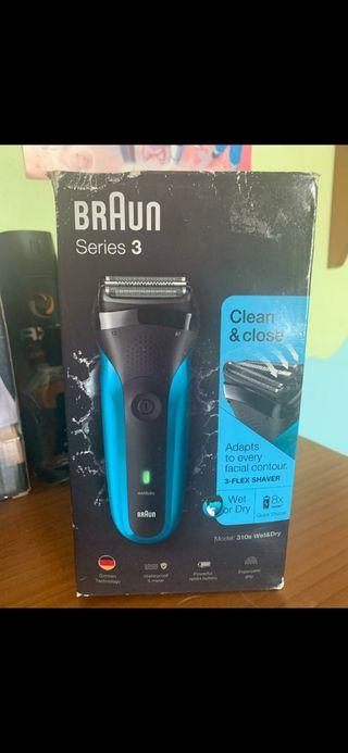 Afeitadora Braun Series 3