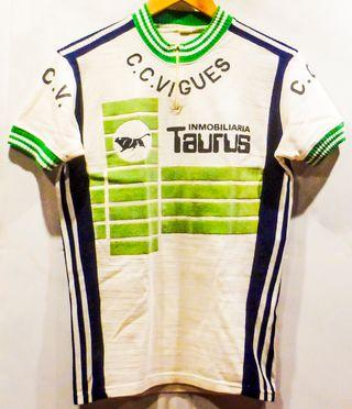 Maillot Club Ciclista VIGUÉS año 1975 (retro)