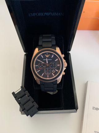 Precioso reloj Emporio Armani, (a estrenar)