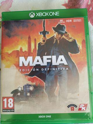 Mafia Edición Definitiva Xbox