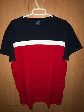 Camiseta roja (M)