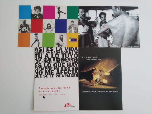 Postales temas sociales finales 90-2000