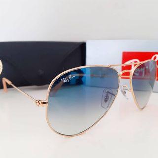 Gafas de sol RayBan Aviador Gradient Azul
