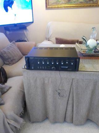 amplificador fonestar para pieza