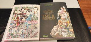 Comics japoneses - Shintaro Kago & Suehiro Maruo