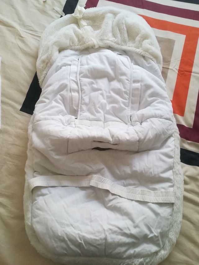 saco de invierno tuc tuc universal