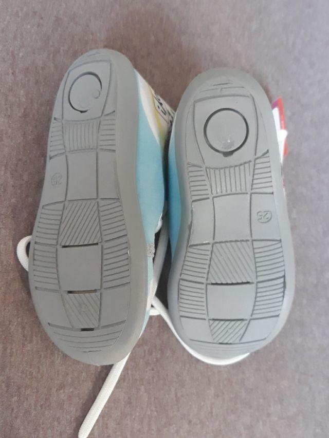 zapatos niño talla 25