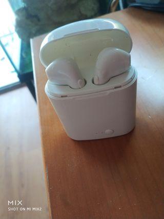auriculares bluetooth como nuevos