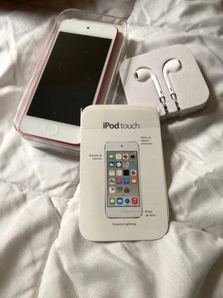 IPOD TOUCH + AURICULARES APPLE