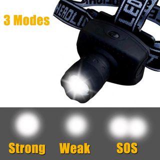 Linterna Frontal de linterna LED para cabeza