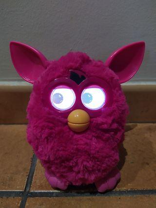 Furby Interactivo color rosa de Hasbro 2012