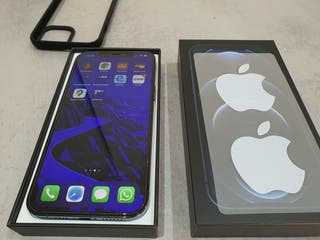 iPhone 12 pro Max azul pacifico 128 gb