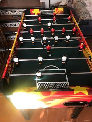 Futbolín de oxford-xt