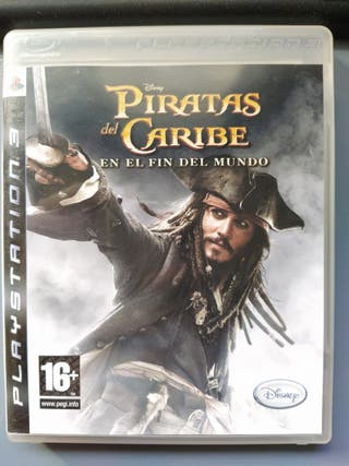 Piratas del Caribe Ps3