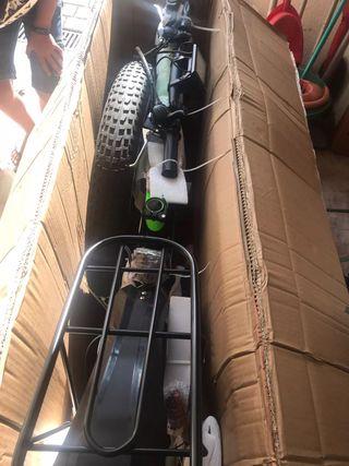 ZPAO Fat Electric Bike