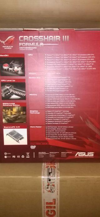 vendo placa base y microprocesador