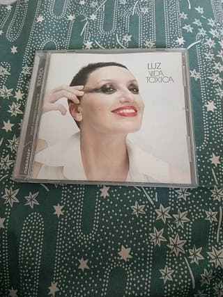 CD Luz Casal - Vida Tóxica
