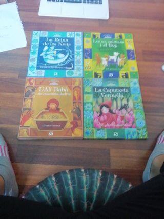 4 libros populares