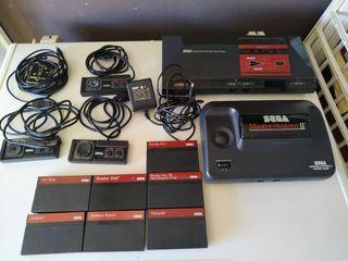 Master System I y II