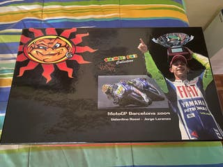Minichamps motogp barcelona 2009