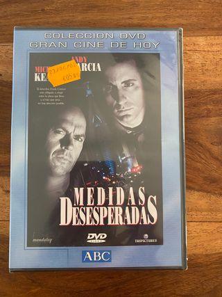 DVD Medidas Desesperadas