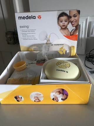 Sacaleches eléctrico Medela Swing