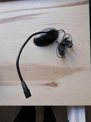 Micrófono para ordenador/móvil/tablet/ cable Jack