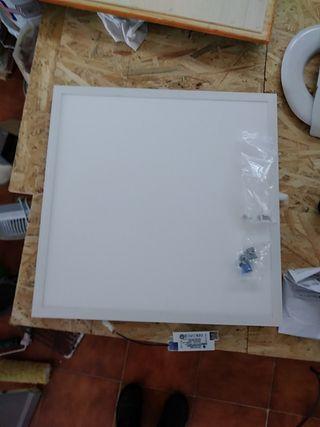 panel LED para techo desmontable