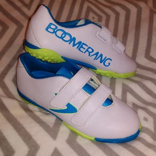 Botas de fútbol, unisex, talla 31, Boomerang