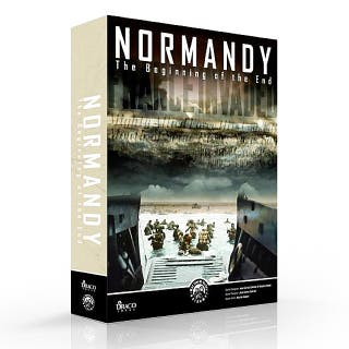 [15% OFERTA] NORMANDY - THE BEGINNING OF THE END