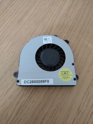 Ventilador CPU Alienware M17X R4