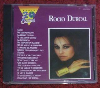 ROCIO DURCAL (SERIE 20 EXITOS) CD 1991 USA