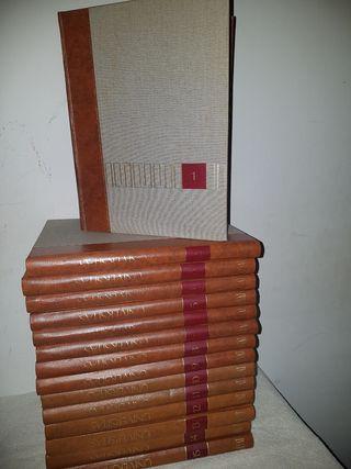 Enciclopedias Universitas Salvat