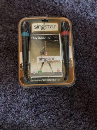 Singstar para PS2