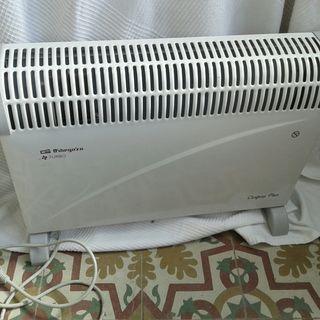 calefactor Obergozo estufa aire caliente / frio
