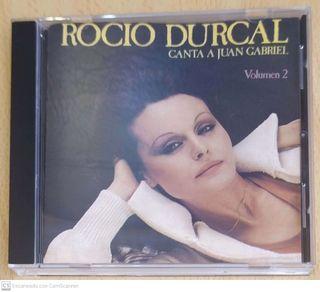 ROCIO DURCAL (CANTA A JUAN GABRIEL VOLUMEN 2) CD