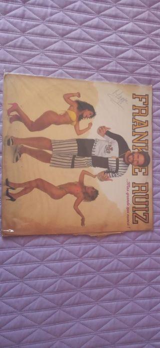 vinilo salsa Frankie Ruiz