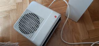 calefactor pequeño eléctrico