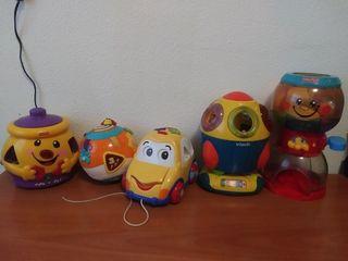 lote juguetes bebé niño más regalo