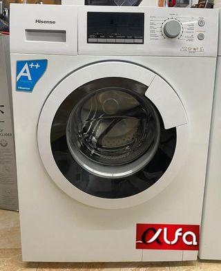 lavadora hisense