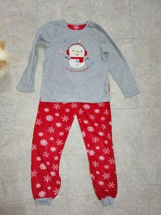 pijama polar. perfecto estado