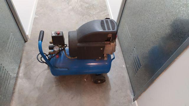 Compresor de aire electrico