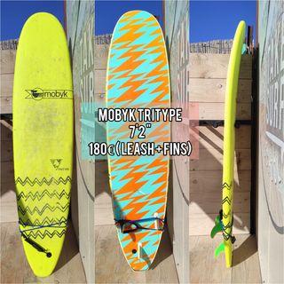 Tabla de surf Mobyk softboard