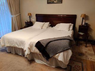 Camas canapé individuales con colchón (2)
