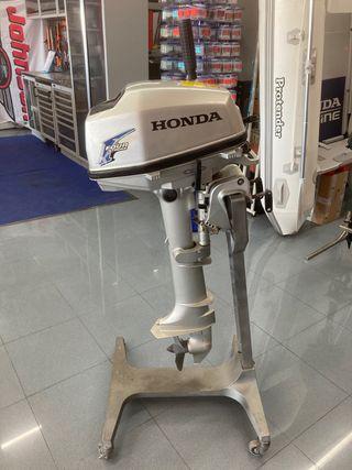 Motor fueraborda HONDA 5 cv de caña larga