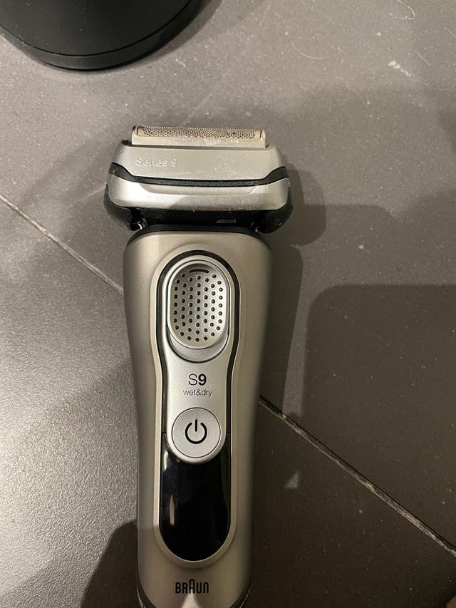 Afeitadora Braun serie 9 9365cc
