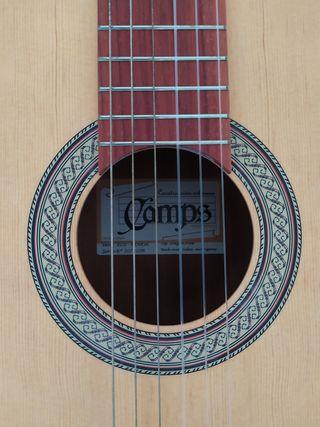 Guitarra Española Camps