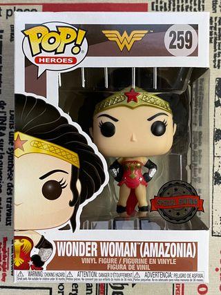 Funko Pop! Wonder Woman (Amazonia) nº259