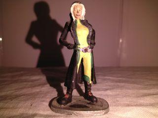 Figura de plomo Picara Marvel 2004