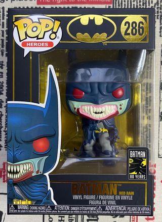 Funko Pop! Batman Red Rain nº286